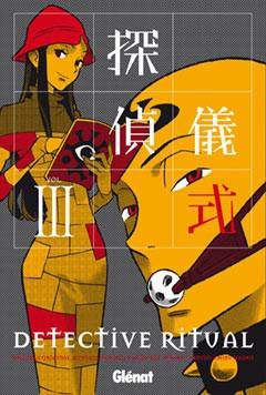 detective ritual 03(libro seinen (cómic adulto))