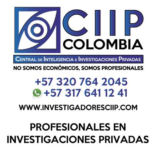 detectives barranquilla, cartagena, santa marta - colombia