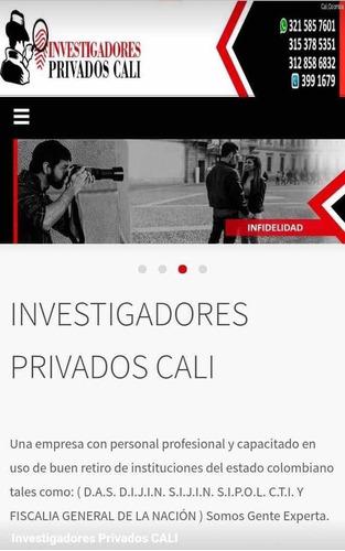 detectives privados cali