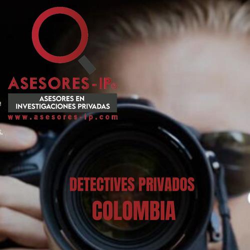 detectives privados en bogotá - whatsapp +57 319 603 1881