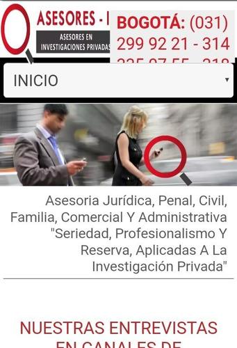 detectives privados investigadores en cali whsp 3145921355