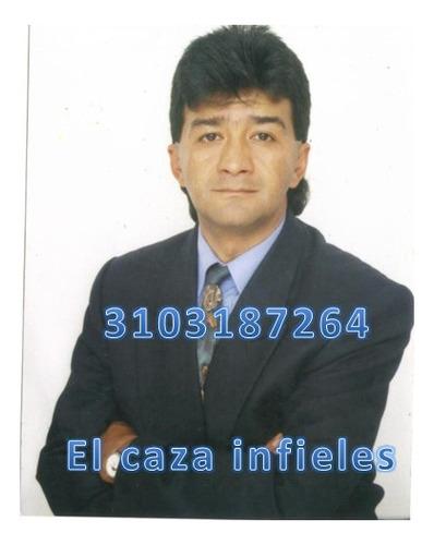 detectives privados por toda colombia investigadores