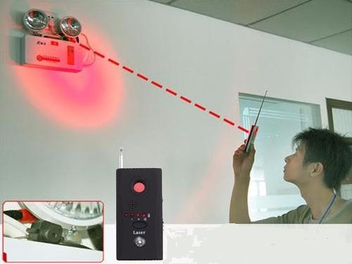 detector anti espia de camaras espia frecuencia señales