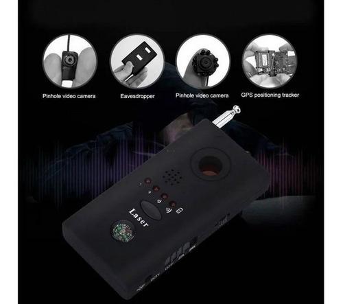 detector cámaras espías ocultas, micrófonos, radiofrecuencia