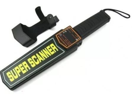 detector de armas y metales seguridad para tu negocio