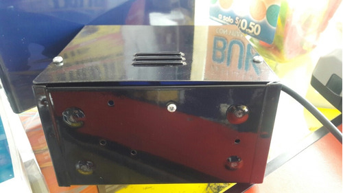 detector de billetes metalizado y fácil de cambiar fluoresce