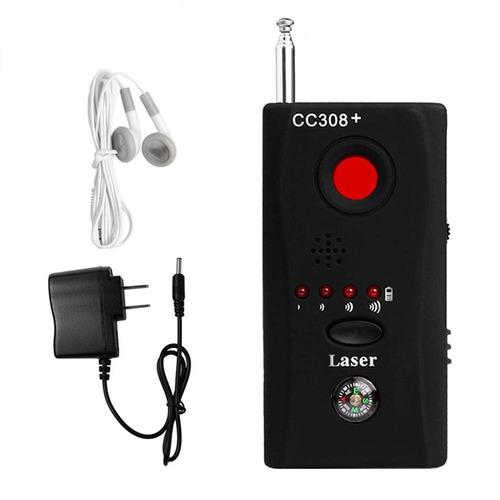 detector de dispositivos ocultos camaras microfonos gps