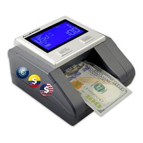 Detector De Dolares Portatil Accubanker D585 (dl/eu/peso Col