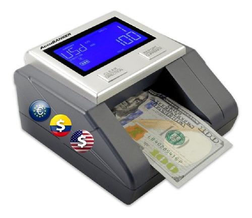 detector de dolares portatil accubanker d585 (dl/eu) gta 1