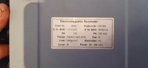 detector de flujo 2000