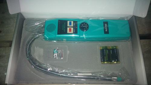 detector de fugas gas refrigerante r22 r134a r410 r12 r404a