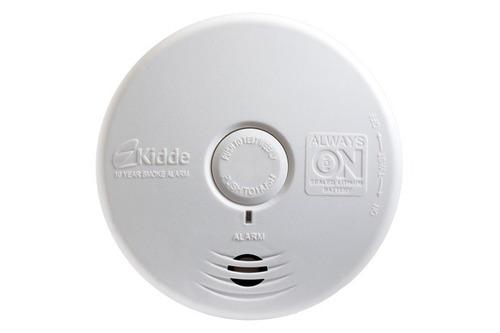 detector de fumaça kidde - quarto sala escritório