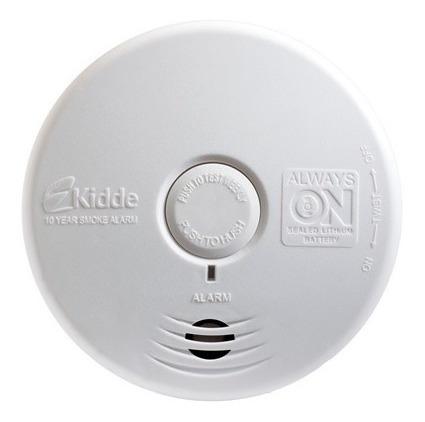 detector de fumaça - quarto sala escritório kidde