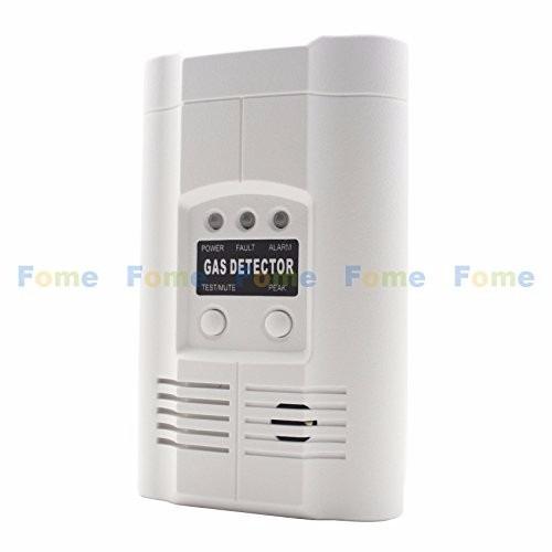 detector de gas co monóxido carbono sensor alarma casa