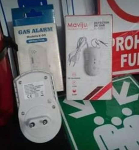detector de gas glp a domicilio