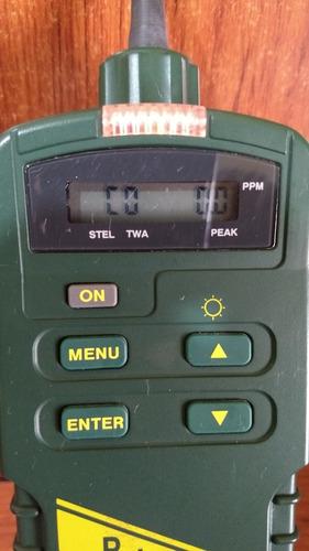 detector de gases rae plus
