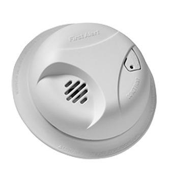 detector de humo autónomo con batería de 9 vcd (20 pzas)