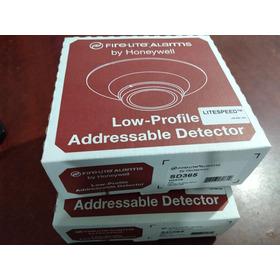 Detector De Humo Fotoelectrico Sd-365 Firelite, Incluye Base