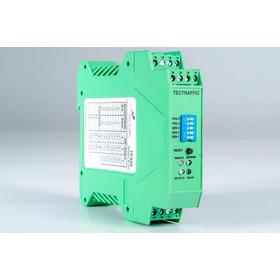 Detector De Laço Indutivo Tectraffic Mod. Tf520 - 1 Canal