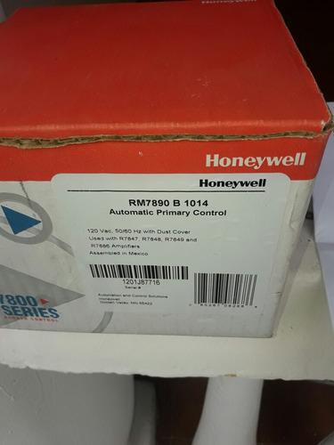 detector de llama uv modelo honeywell c 7061