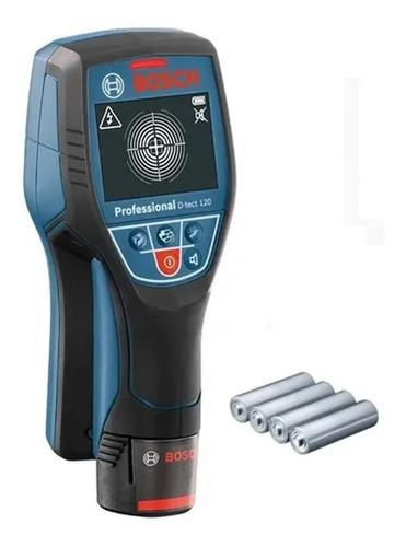 detector de materiales paredcaño pvc d-tect120 bosch - mm