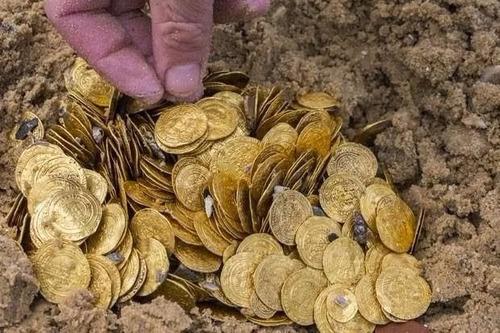detector de metais 2m- ouro prata moeda cobre pronta entrega