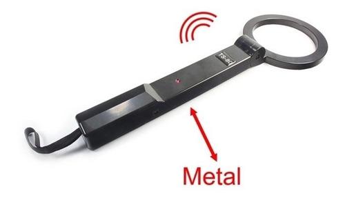 detector de metais portatil joias ouro prata arma com led
