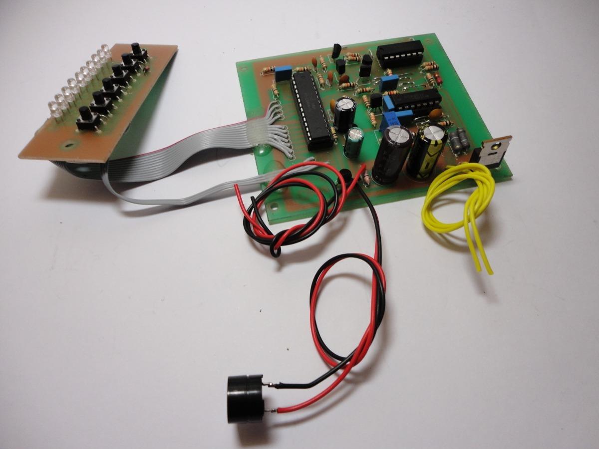 Projeto Detector De Metal Clone Pi-W