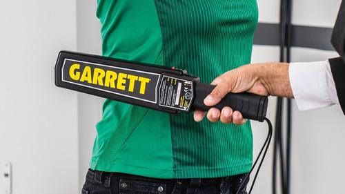 detector de metal garrett