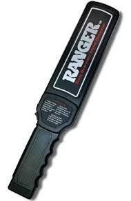 detector de metal manual marca ranger modelo 1500