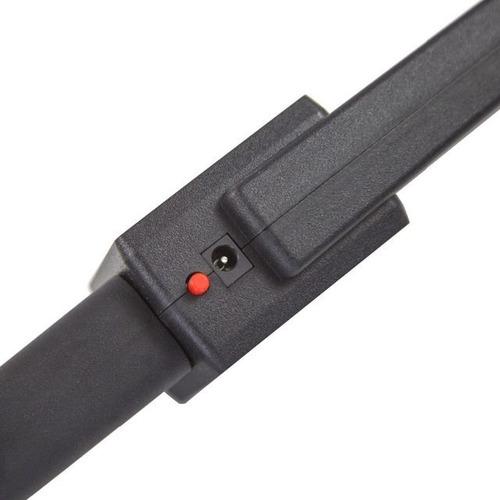 detector de metal portátil profesional tipo garret alarma
