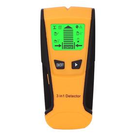 Detector De Metales 3 En 1 Detección De Cables Vivos De Viga
