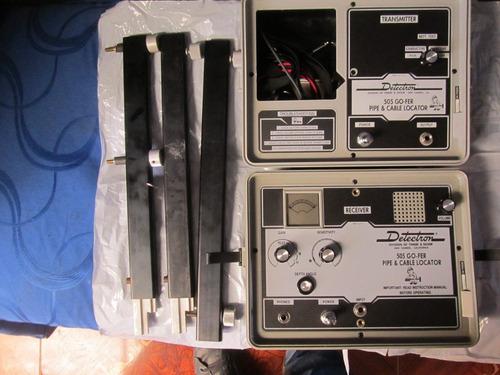detector de metales 505go-fre locator oro y todo metal
