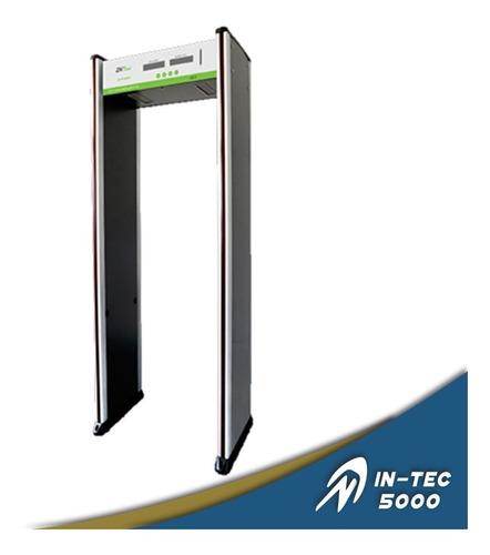 detector de metales 6 zonas zk