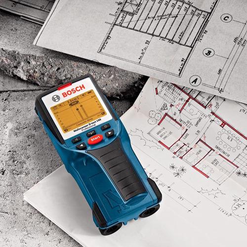 detector de metales materiales bosch d-tect 150 envío gratis