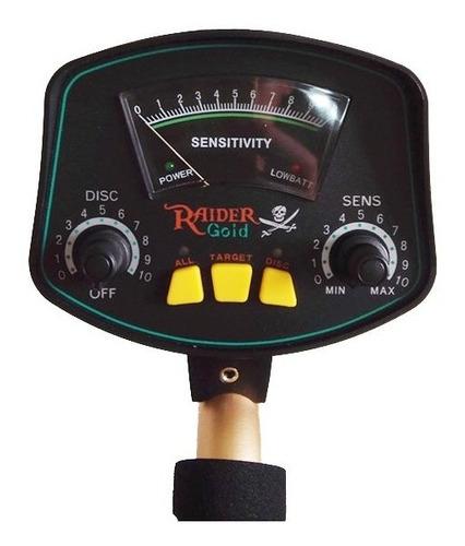 detector de metales md 3009 oro plata hierro  90trump