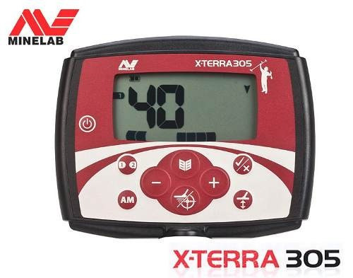 detector de metales minelab x-terra 305 agua tierra oro