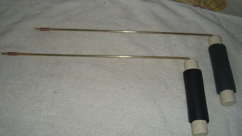 detector de metales oro y plata y algo mas varillas l