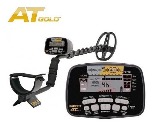 detector de metales oro y tesoros garrett at gold