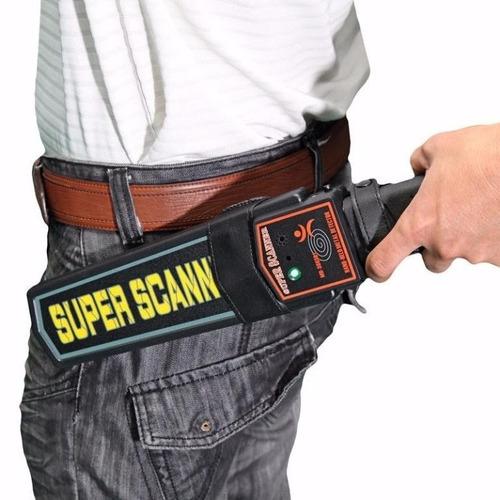 detector de metales super scanner* original*nuevo*