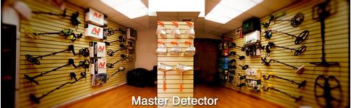 detector de metales y tesoros garrett at pro pack
