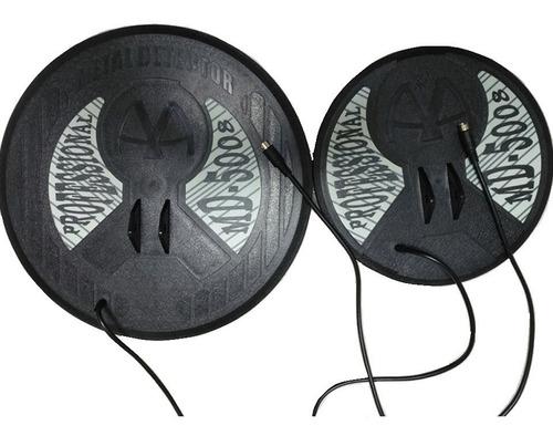detector de metales/tesoros md5008 3.5mts + guantes+ pendulo