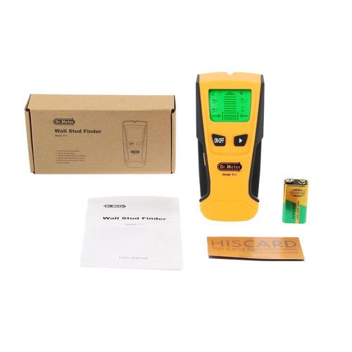 detector de montantes electrónico dr. meter fi-1 con