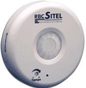 detector de movimiento para techo con buzzer rbc sitel