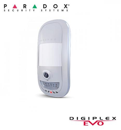 detector de movimiento y cámara ip integrada infrarojo hd77