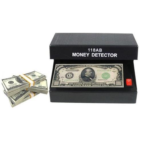 detector de notas falsas dinheiro selo passaporte rg cheque