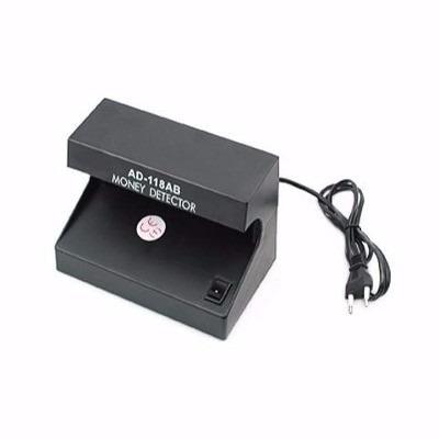 Detector de notas falsas portatil luz negra produto novo - Detector de luz ...