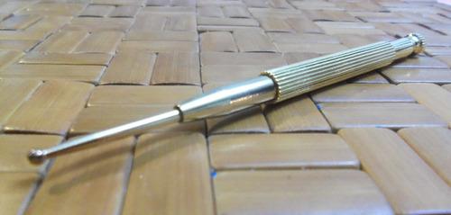 detector de puntos para auriculoterapia con punta retractil