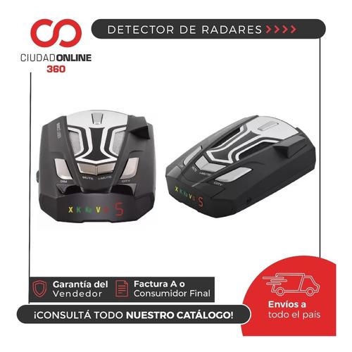 detector de radar cobra último modelo para ruta / caminera / autopista y ciudad