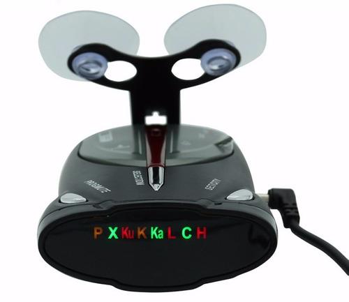 detector de radar cobra xrs original de alto rendimiento